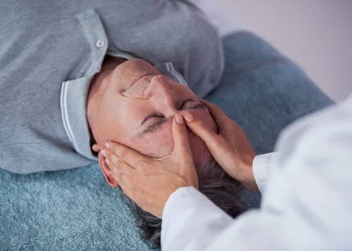 CranioSacral Therapy experience